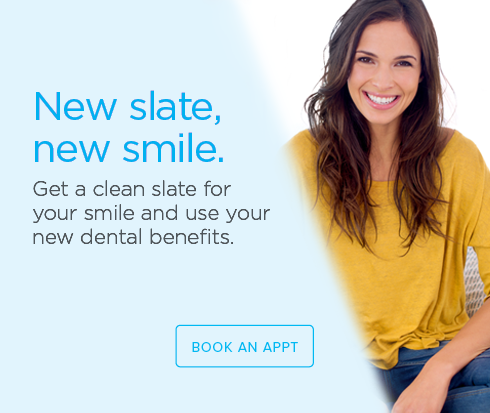 Laguna Niguel Dental Group and Orthodontics - New Year, New Dental Benefits