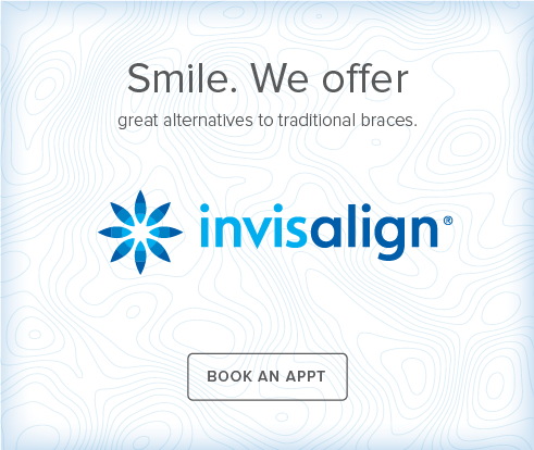 We offer Invisalign - Laguna Niguel Dental Group and Orthodontics